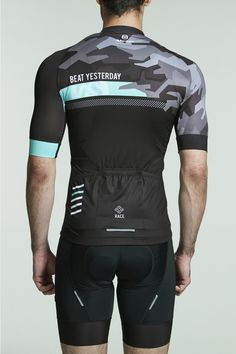 Race Fit Cool Cycling Jersey for Summer Riding 12367538b