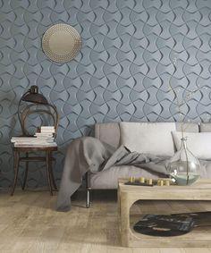 Actualiza tu casa: Paredes extraordinarias sin remodelaciones. Decohunter. Pintura, papel de colgadura y mucha textura. Tres elementos que pensamos a la hora de diseñar qué poner en una pared. Lee más aquí