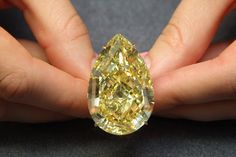 A 76-carat diamond billed as one of the most famous in the world is expected to fetch well over $15 million when it hits the auction block in November.