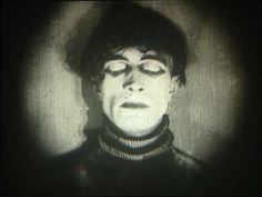 Das Kabinette - The Cabinet.... great minimal wave song about one of my favourite films- The Cabinet of Dr. Caligari