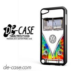 Tie Dye VW Bus DEAL-11224 Apple Phonecase Cover For Ipod Touch 5