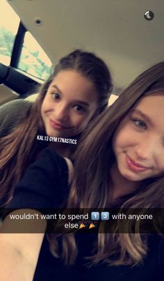 Lilias snapchat story (uploaded by kal13 gym17nastics)