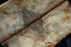 Marauder's Map Harry Poter map Hogwarts map Harry Poter