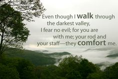 spiritual+quotes+from+bible | Inspirational Bible Quotes | Psalm 23:4 Bible Verse | Free Christian ...