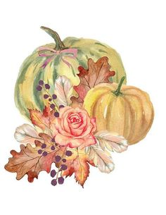 Watercolor Cards, Watercolor Paintings, Image Deco, Manualidades Halloween, Autumn Art, Soft Autumn, Autumn Illustration, Fall Wallpaper, Fall Pictures