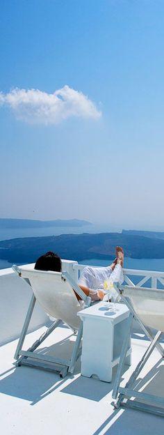 On the Rocks...Santorini, Greece | LOLO