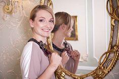 Emilia Bartosiewicz fot. Beata Kozar, sukienka - Aryton, biżuteria - Lewanowicz, make up - Iwona Bocian