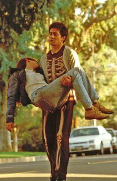 Donnie Darko Movie 2001,   Jake Gyllenhaal - Actor    (  danny darko some say )