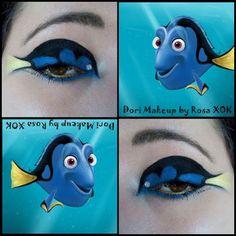 RosaXok: Dori Makeup - Inspiração