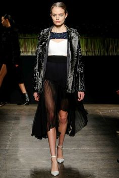 J. Mendel Fall 2016 Ready-to-Wear Collection Photos - Vogue