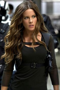Kate Beckinsale | Total Recall, 2012. watch this movie free here ®... #{TRL}