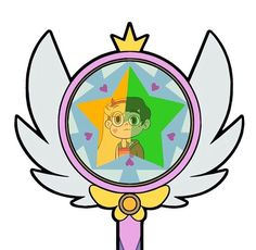 If one part of the star can make a  wand, then the other half can make itself a wand. Maybe the monsters found the other part of the star and will use it to take over the universe. And they'll have Marco by their side because Marco is part monster, remember the episode when Marco's arm became a tentacle.|||OH MY GOD