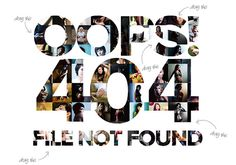 50 Inspiring 404 Error Pages to Ramp up Your Design Creativity