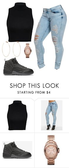 """Random #57"" by zaddyshai ❤ liked on Polyvore featuring interior, interiors, interior design, home, home decor, interior decorating, NIKE, Michael Kors and Diane Kordas"
