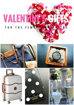 Six luxurious Valentine's Day gifts for your travel-loving sweetheart | See the list now on EpicureanTravelerBlog.com!