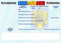 carte-identitate-buletin-specimen-acte-necesare-itp Identity, Prison Break, Malu, First Names, Model, Amelia, Google, Romania