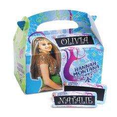 Hannah Montana Etch-it Labels (15)