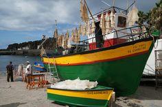 Camara de Lobos, Madeira, Portugal via Flickr.