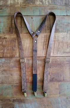 Hey, I found this really awesome Etsy listing at https://www.etsy.com/listing/242425228/genuine-leather-suspender-groomsmen