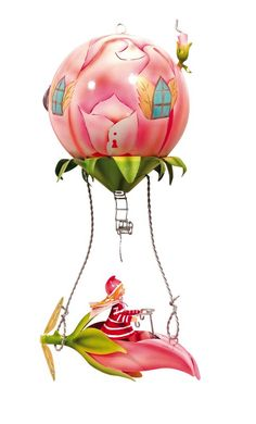Whimsical lamp for children -- or a big kid . Mobiles, Tall Lamps, Baby Mobile, Light Works, Baby Boy Rooms, Baby Room, Wooden Hearts, Toys Shop, Room Accessories
