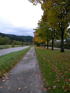 along Dreisam, Freiburg