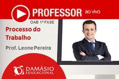 Processo do Trabalho - Leone Pereira - 1ª Fase OAB - Exame XXII