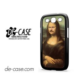 Ron Swanson Monalisa DEAL-9319 Samsung Phonecase Cover For Samsung Galaxy S3 / S3 Mini