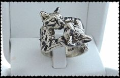 Bengal Ring Sterling Silver