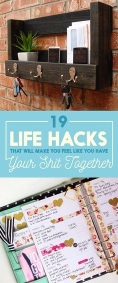 Tips and tricks that will make life a whole lot easier.