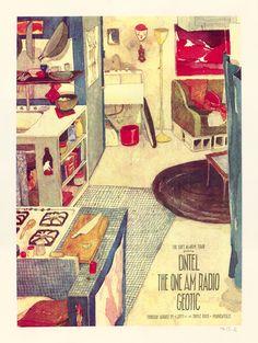 poster by Landland