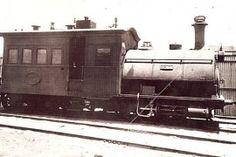Fotos del Ferrocarril Salitrero de Iquique
