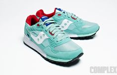 "Saucony Shadow 5000 ""Minty Fresh"" Available Now 