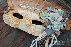 Masquerade Mask by L