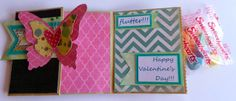 Welcome to the Crafty Card Gallery: You Make my Heart Flutter