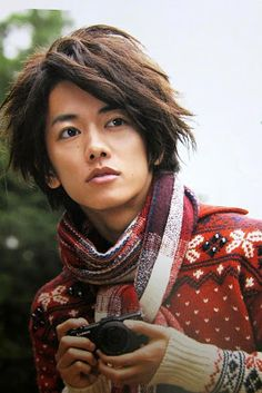Why are these guys marketed as ikemens? - Takeru Sato