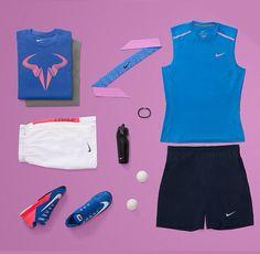 fd85f7e13263 Rafa sets nike tennis