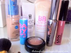 Makeup for Beginners | The Teen Fashion Blogger
