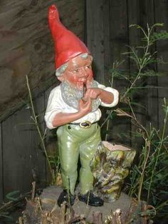 The Gnome Reserve  | The Virtual Gnome Museum - Virtuelles Gartenzwerg-Museum