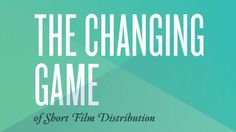 an article about short distribution, how it's changing, AND WHY those oscar nominated animated shorts were removed from the web a couple of days before Oscar night. #SHORTOFTHEWEEK