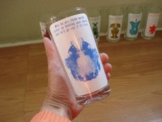 Vintage 1960s Rorschach Tumblers by Sensitivity Brand Games 2013121