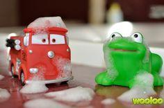 Un super truc anti-moisissure pour les jouets de bain à ne pas manquer!
