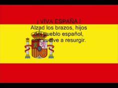 Himno español con letra