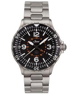 Sinn Uhren: Modell 857 UTC TESTAF