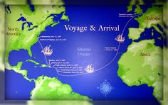 33 arrival of the english in virginia virtual jamestown - HD1600×1010