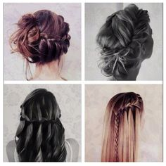 i wish my hair was long enough for these!