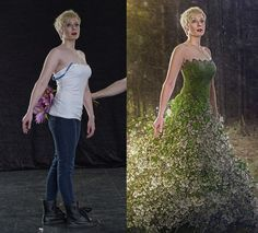 5 Steps to Creating a Dreamlike Gown in Photoshop