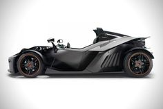 """We've all fantasized about what it would be like to hit the open road in a full-fledged Formula 1 car, and although we can't quite do that yet we can get awfully close with the KTM X-Bow """"R"""" street legal formula 1 inspired car."""