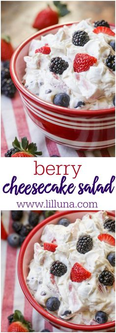 Berry Cheesecake Sal
