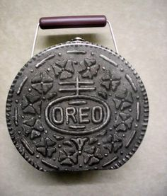 Vintage Oreo Cookie Lunch Box