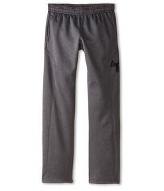 Under Armour Kids Storm Armour® Fleece Big Logo Pants (Big Kids)